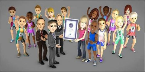 People, Social group, Standing, Style, Animation, Interaction, Sharing, Violet, Animated cartoon, Toy,