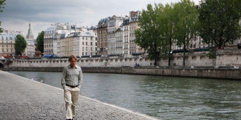 Waterway, Cargo pants, Channel, Khaki pants, Khaki, Military uniform, Military camouflage, Cobblestone, Soldier, Boot,