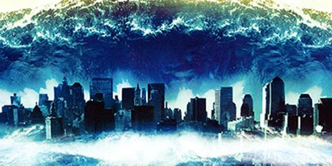 Blue, Daytime, City, Urban area, Atmosphere, Photograph, Metropolis, Tower block, Metropolitan area, Cityscape,