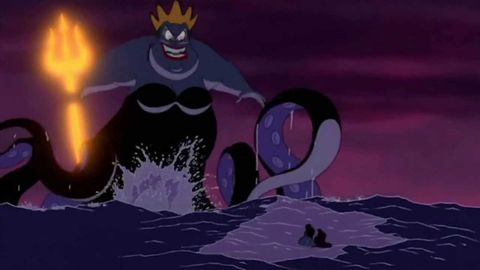 Animation, Purple, Violet, Cartoon, Fictional character, Magenta, Animated cartoon, Lavender, Graphics,