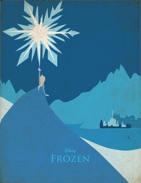 Blue, Aqua, Slope, Art, Azure, Teal, World, Electric blue, Majorelle blue, Poster,