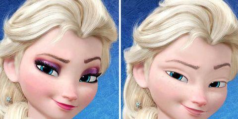 Lip, Cheek, Hairstyle, Chin, Forehead, Eyebrow, Eyelash, Toy, Pink, Style,