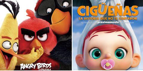 Animation, Bird, Animated cartoon, Angry birds, Plush, Fictional character, Beak, Graphics, Toy, Stuffed toy,