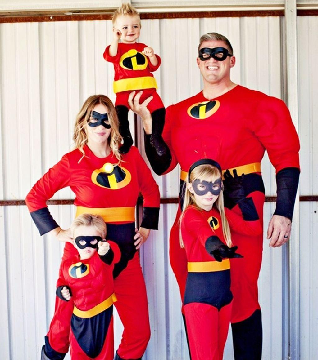 Disfraces De Películas Para Toda La Familia