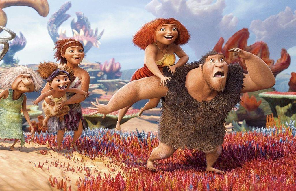 DreamWorks cancela la segunda parte de 'Los Croods'