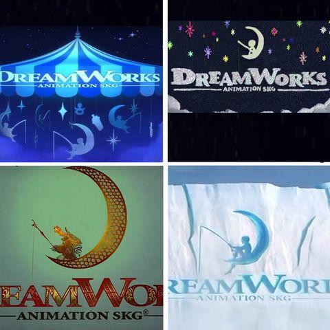¿Eres capaz de identificar la película de DreamWorks por su logo de la luna?