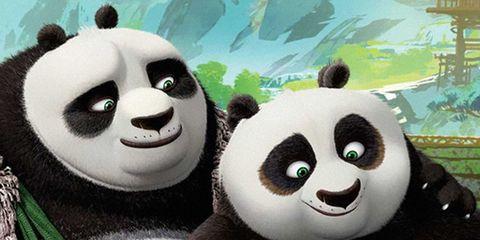 Organism, Vertebrate, Plush, Toy, Terrestrial animal, Panda, Snout, Fur, Stuffed toy, Fictional character,