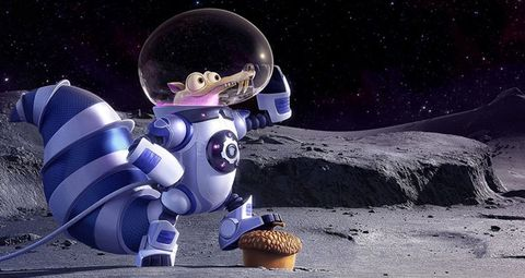 Outer space, Space, Astronomical object, Animation, Fictional character, Cartoon, Star, Animated cartoon, Machine, Astronomy,