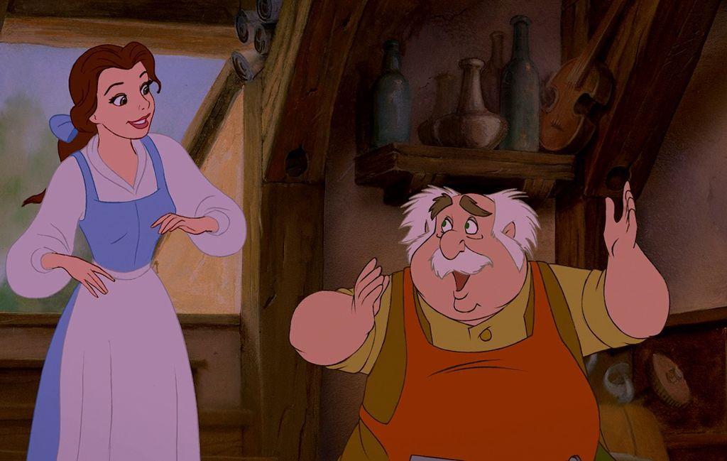 Las razones de por qué las princesas Disney no tienen madre