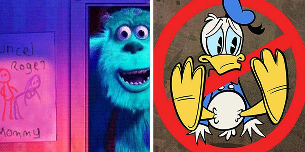 Los 5 Mensajes Subliminales mas Impactantes de Disney