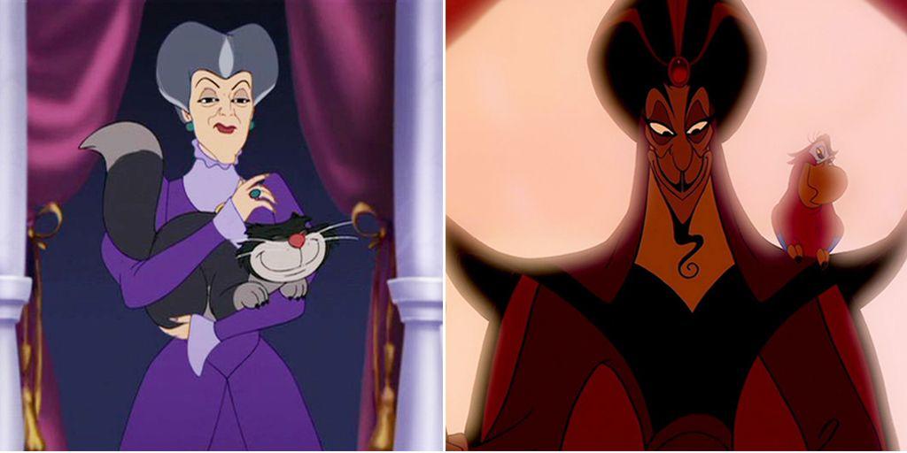 Los 10 Villanos Más Temibles De Las Películas De Disney