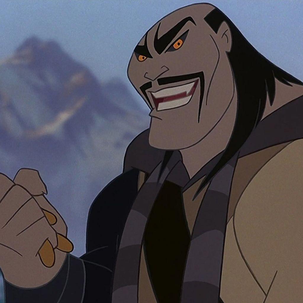 Mulan El Remake En Acción Real De Disney Introduce Un Villano