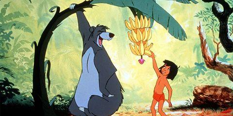 Animated cartoon, Cartoon, Illustration, Animation, Tree, Art, Fictional character,
