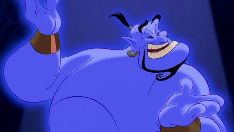 Aladdin genio
