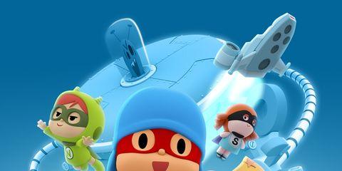 Cartoon, Animated cartoon, Toy, Illustration, Fictional character, Animation, Games,