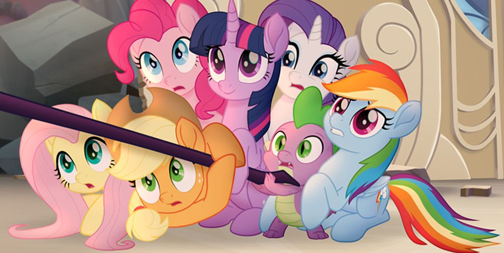 my little pony pelicula