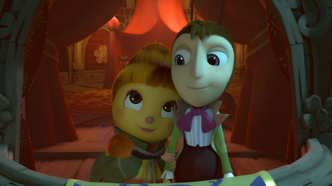 Green, Cartoon, Nose, Snapshot, Adventure game, Animated cartoon, Animation, Eye, Toy, Fun,