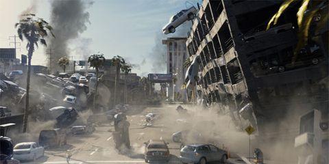 Motor vehicle, Mode of transport, Transport, Neighbourhood, Pollution, Thoroughfare, Mid-size car, Smoke, Family car, Traffic,
