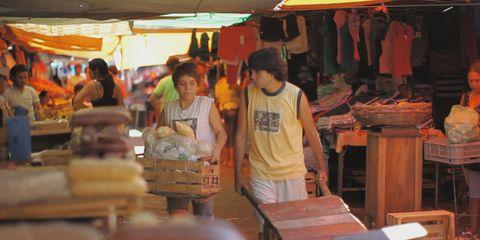 Wood, Public space, Marketplace, Market, Customer, Retail, Bazaar, Trade, Human settlement, Shopkeeper,
