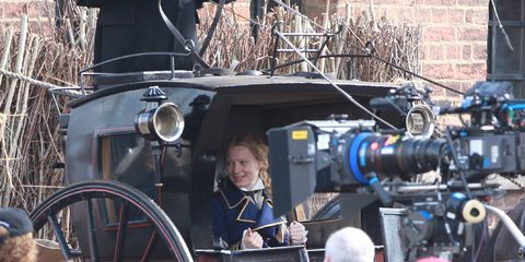 Video camera, Television crew, Spoke, Camera, Videographer, Film crew, Filmmaking, Camera operator, Journalist, Engineering,