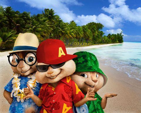 Pelicula Alvin Y Las Ardillas 3 Critica Alvin Y Las Ardillas 3