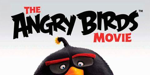 Text, Bird, Font, Animation, Poster, Beak, Fictional character, Penguin, Terrestrial animal, Flightless bird,