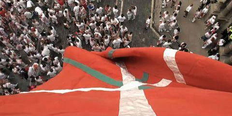 Crowd, People, Textile, Red, Photograph, Audience, Carmine, Orange, World, Fan,