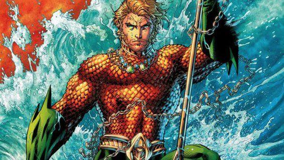 'Batman v. Superman': Primera imagen de Aquaman
