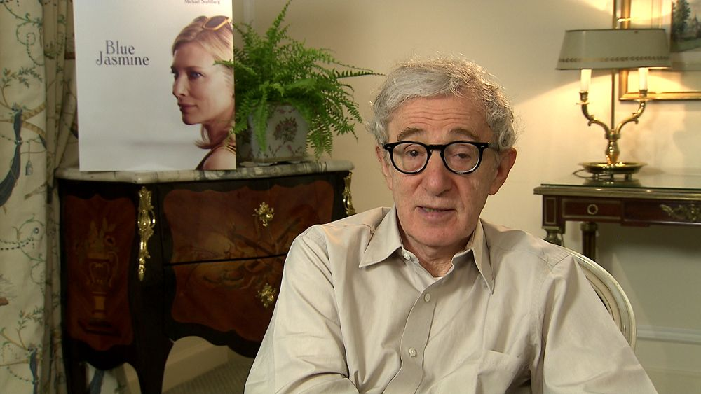 Cate Blanchett seduce a Woody Allen