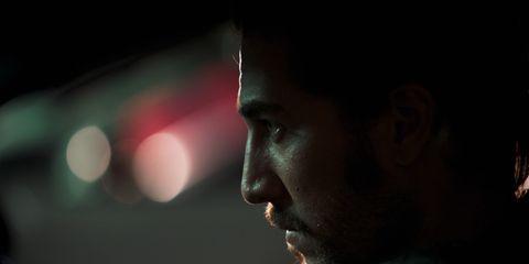 Darkness, Black hair, Portrait photography,