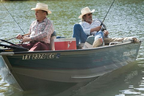 Recreation, Transport, Hat, Boat, Watercraft, Outdoor recreation, Sun hat, Boating, Lake, Cowboy hat,