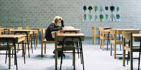 Furniture, Table, Sitting, Education,