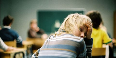 Room, Class, Furniture, Table, Classroom, Education, Sitting, Student, Learning, Blond,