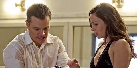Matt Damon: \