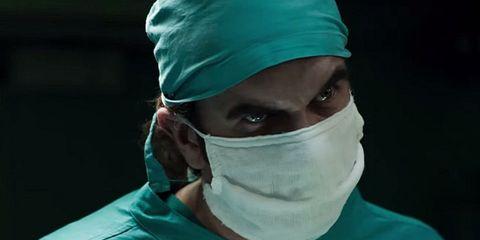 Service, Teal, Medical, Surgeon, Scrubs,