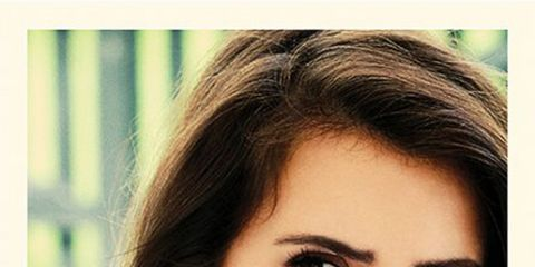 Lip, Cheek, Brown, Hairstyle, Chin, Forehead, Eyebrow, Eyelash, Photograph, Style,