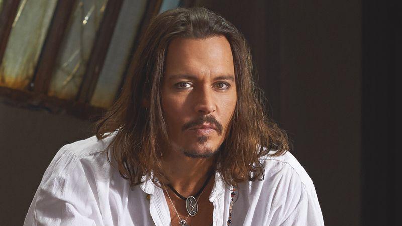 Johnny Depp: 50 años en 17 pinceladas