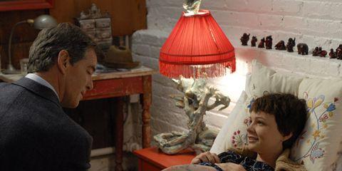 Lighting, Interior design, Room, Lamp, Lampshade, Interior design, Light fixture, Lighting accessory, Home accessories, Fur,