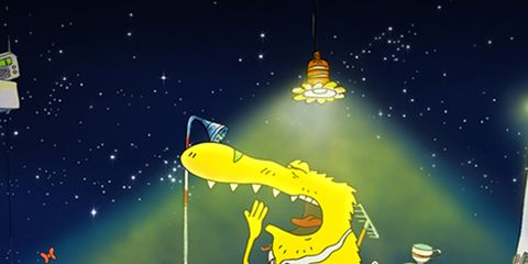 Animation, Cartoon, Art, Animated cartoon, Fictional character, Space, Astronomical object, Illustration, Star, Holiday,