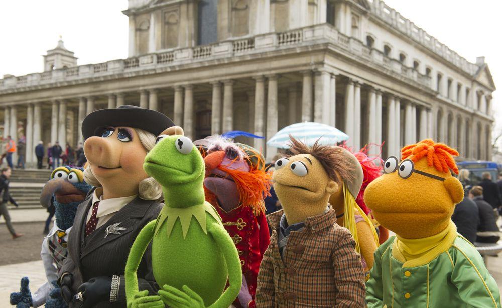 Película El tour de los Muppets - crítica El tour de los Muppets