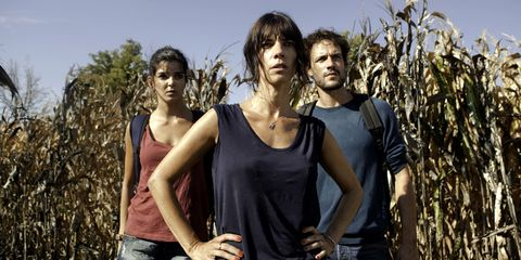 People, Sleeveless shirt, jean short, Denim, People in nature, Summer, Undershirt, Youth, Agriculture, Jewellery,