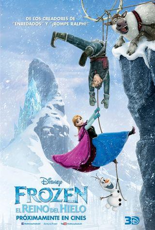 Película Frozen, el Reino del Hielo - crítica Frozen, el Reino del Hielo
