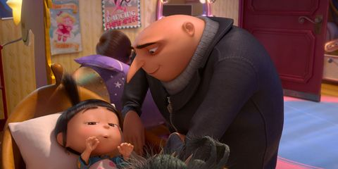 Animation, Interaction, Fictional character, Toy, Animated cartoon, Fiction, Cabinetry,