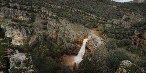 Nature, Natural landscape, Landscape, Terrain, Valley, Geology, Bedrock, Nature reserve, Formation, Plateau,