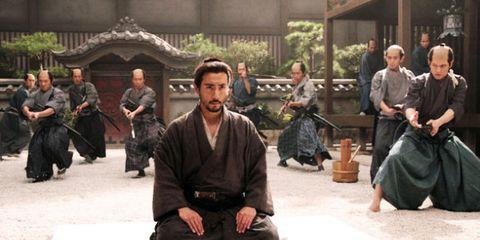 Sitting, Temple, Handbag, Kneeling, Zen master,