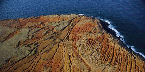 Body of water, Coastal and oceanic landforms, Coast, Ocean, Geology, Sea, Terrain, Geological phenomenon, Aerial photography, Bay,