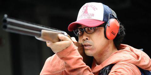 Shooting sport, Skeet shooting, Shooting, Clay pigeon shooting, Recreation, Trap shooting, Practical shooting, Individual sports, Sports, Precision sports,