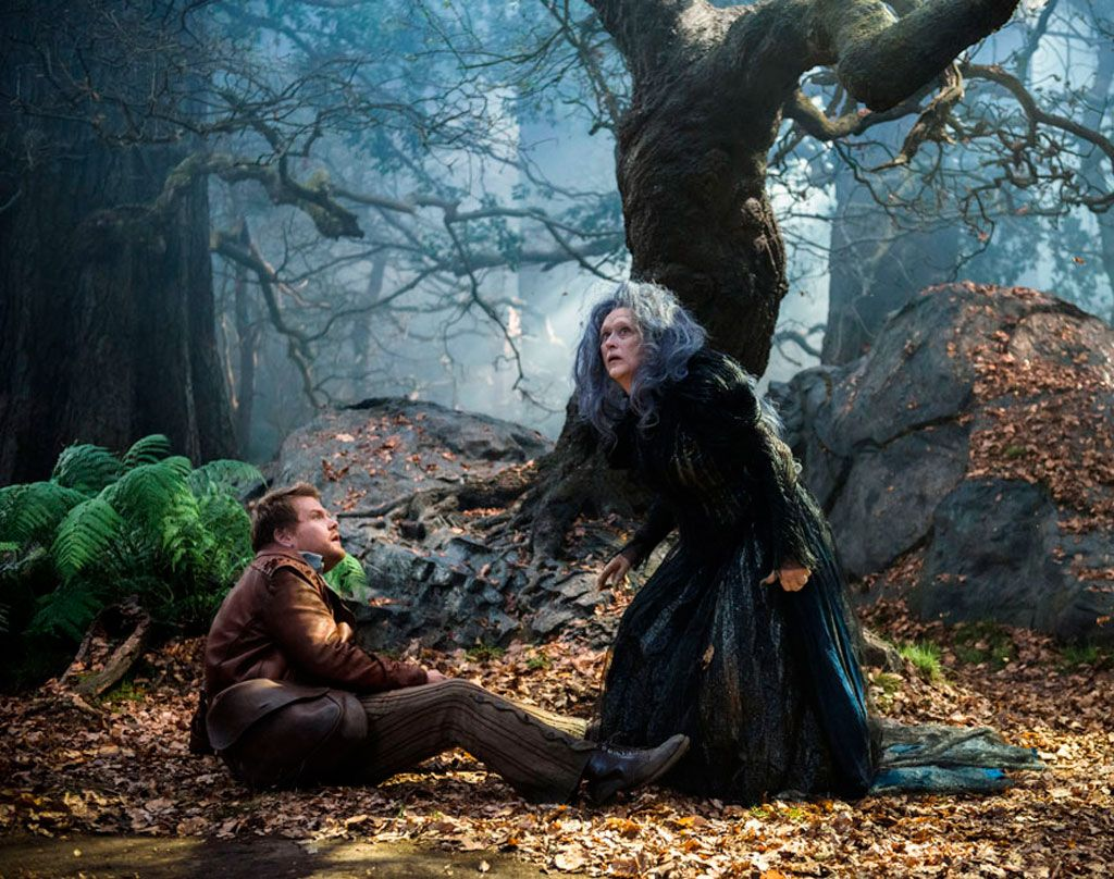 Película Into the Woods - crítica Into the Woods