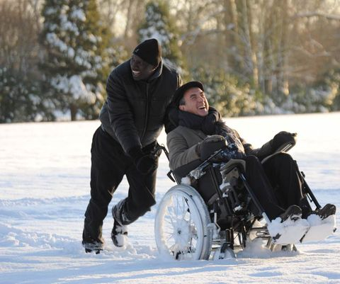 Winter, Snow, Outdoor recreation, Freezing, Wheelchair, Ice cap, Playing in the snow, Precipitation, Arctic, Glove,