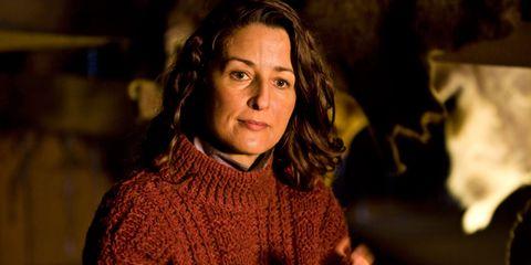 Sweater, Woolen, Wool, Knitting, Pleased, Cardigan, Portrait,